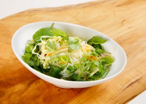 Minted Glass Noodle Salad