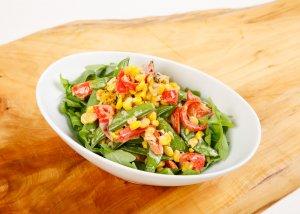 Corn and Sugar Snap Salad