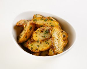 Greek Potato Wedges