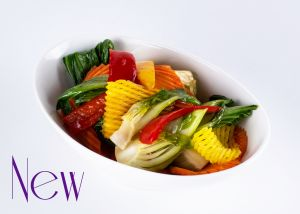 Asian Medley of Vegetables