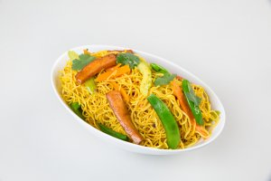 Curried Ramen Noodle