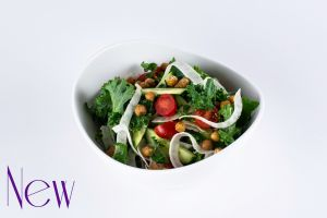 Mediterranean Chopped Kale Salad