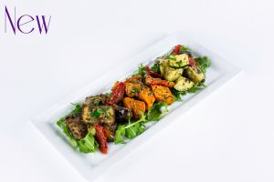 Roasted Trio of Vegetables