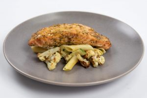 Fennel Orange Salmon